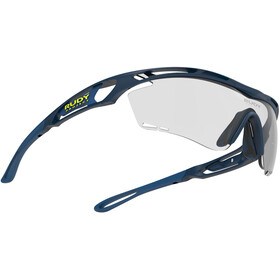 Rudy Project Tralyx Lunettes, blue navy matte - impactx photochromic 2 black